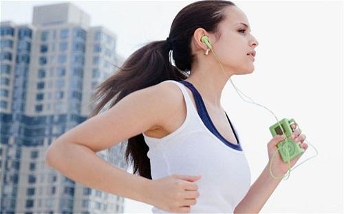 Tập thể dục mỗi ngày sẽ giúp cơ thể chống lại lão hóa, da, cơ săn chắc, đnà hồi và mịn màng.